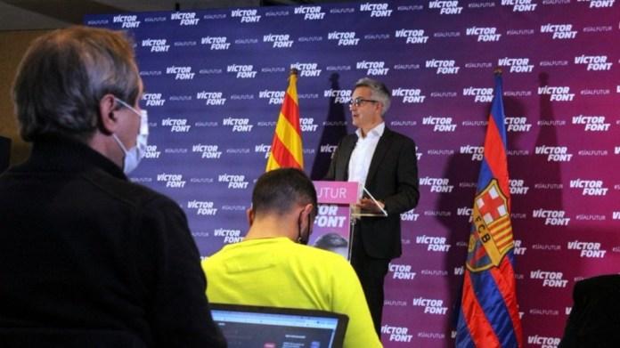 Victor Font: Ne kërkuam që Eric Garcia të bashkohej me Barcelonën në këtë afat transferimi
