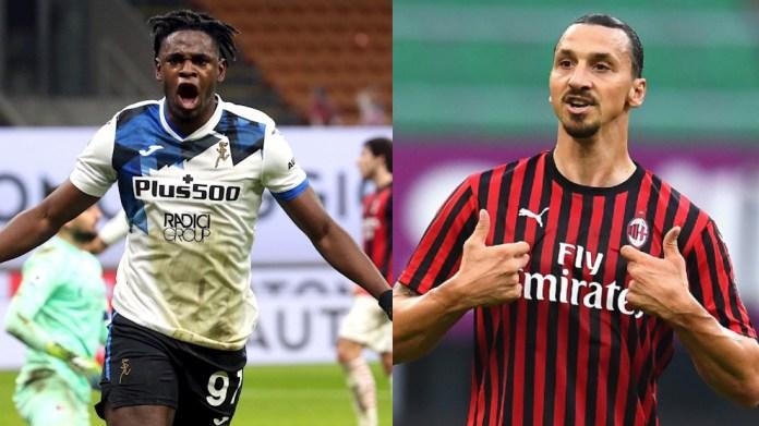 Ibrahimoviç shënjestron Zapata: Kam shënuar më shumë gola sesa lojëra që keni luajtur gjatë karrierës tuaj