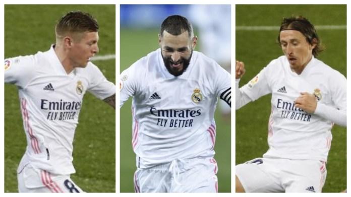 Benzema-Modric-Kroos: Treshja që nuk e lëshoi kurrë Real Madridin