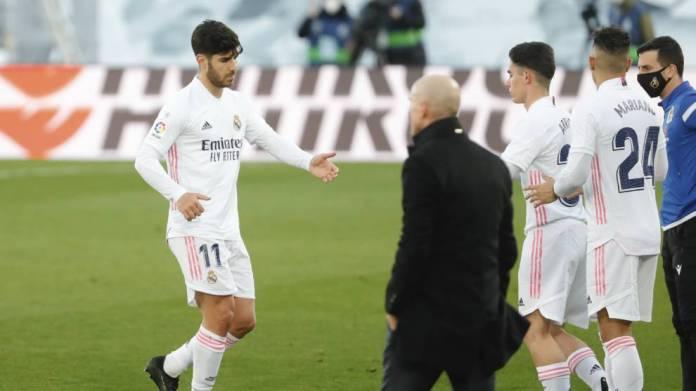 Një zëvendësim në ndeshjen Real Madrid vs Levante