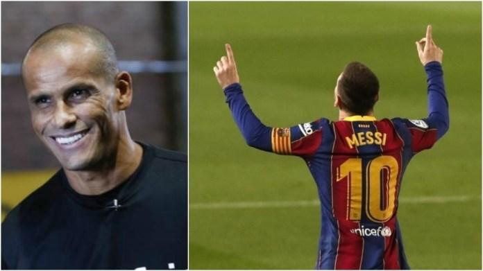 Rivaldo në rrjedhën e kontratës së Messit