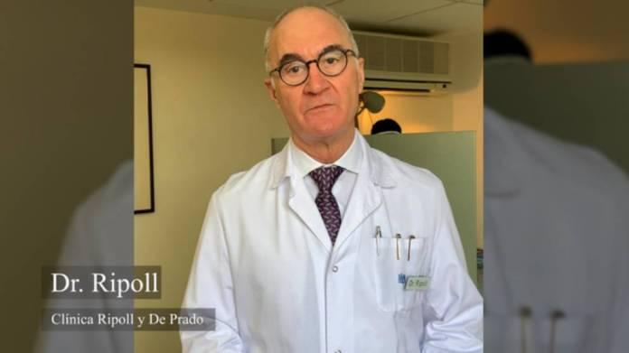 Doktor Ripoll për Ramos: anshtë një dëmtim me një këndvështrim shumë pozitiv