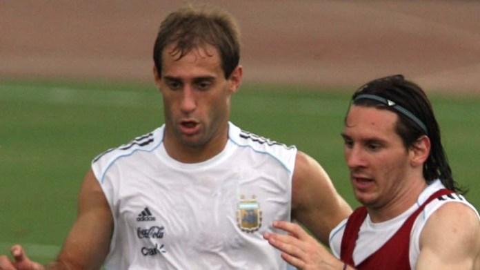 Zabaleta dhe Messi