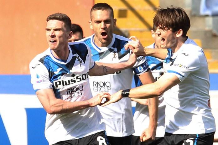 Gosens feston kundër Sampdoria