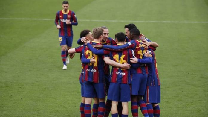 Barcelona është udhëheqëse e LaLiga Santander në 2021