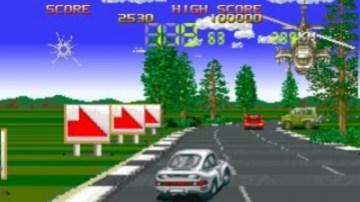 Hot Chase, Konami (1988)