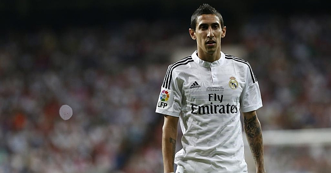 real madrid and united tie up di maria