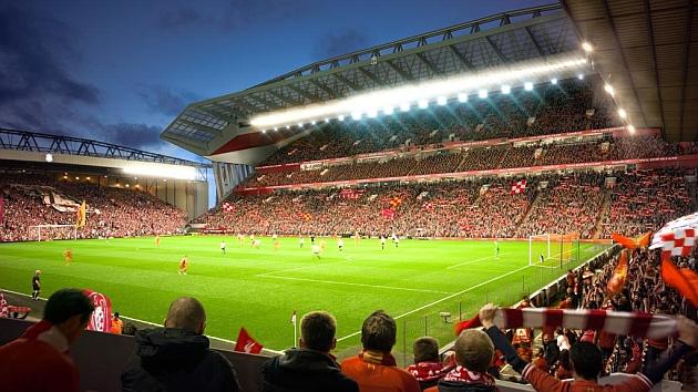 Premier League: Anfield será aún más grande - MARCA.com