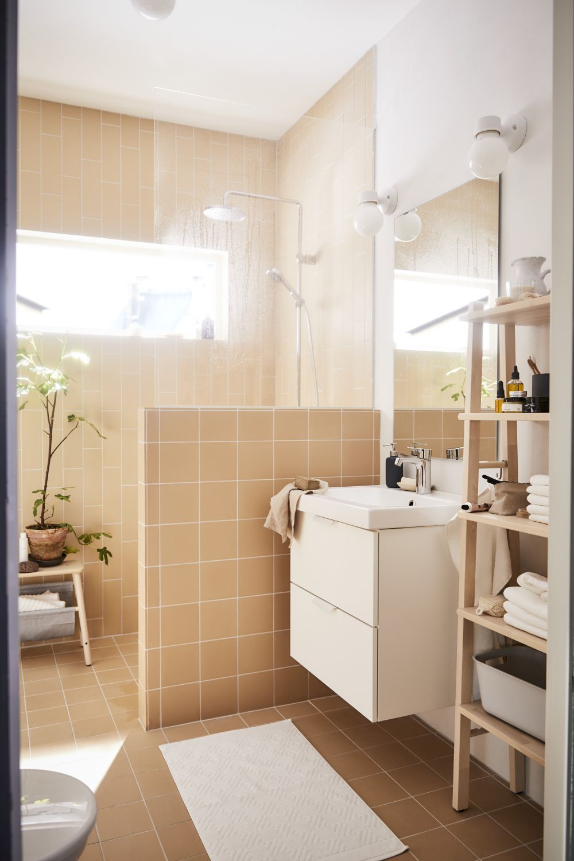Baños Monocromáticos Catálogo De Ikea 2019 10 Tendencias