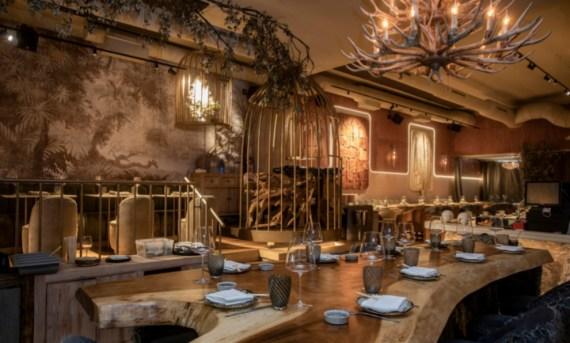 Salvaje, el nuevo restaurante de moda en Madrid | Telva.com