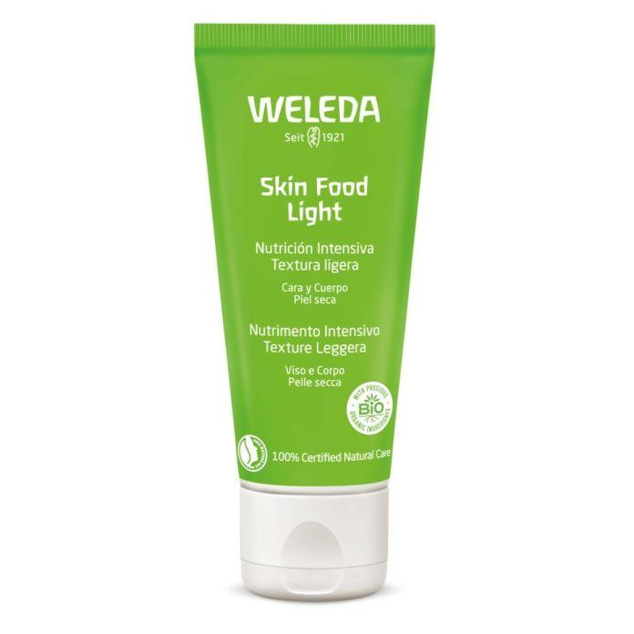 Skin Food Light of Weleda.