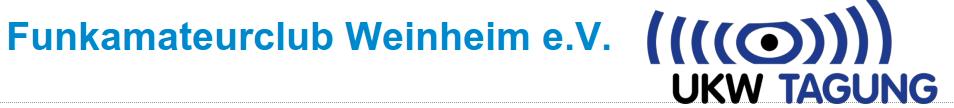 UKW-Tagung Weinheim