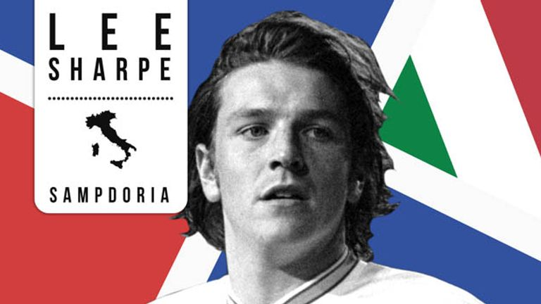 Image result for lee sharpe sampdoria