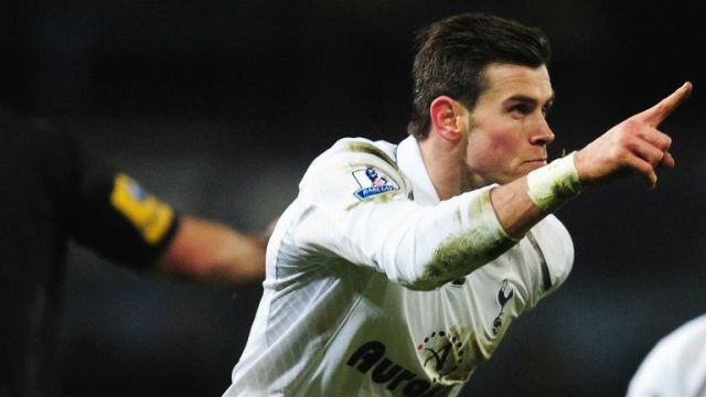 Gareth Bale's impressive form for Tottenham won him a huge transfer to Real Madrid four years ago