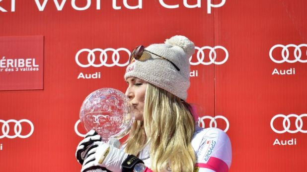 Vonn is widely regarded as the greatest female ski racer of all time