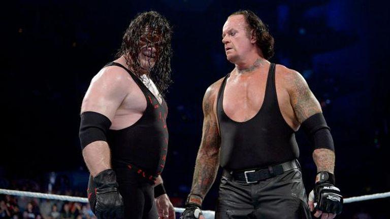 WWE Survivor Series Undertaker And Kane Beat The Wyatt