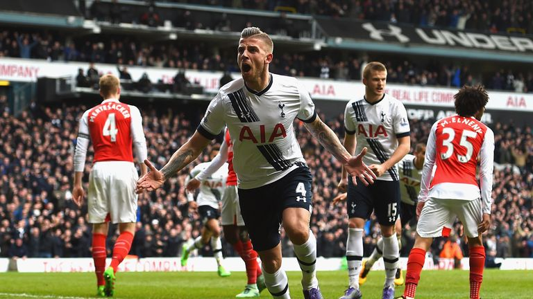 Image result for Toby Alderweireld,