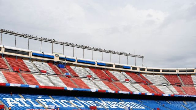 Atletico will move out of the Vicente Calderon and into their new stadium in the summer of 2017