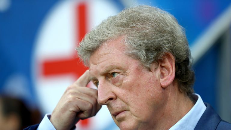Roy Hodgson resigned after suffering defeat by Iceland