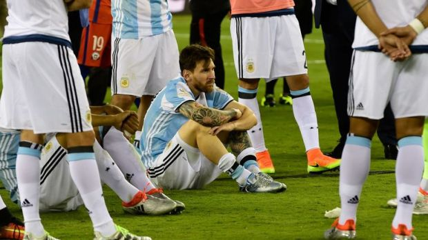 Lionel Messi is one of a number of players who have missed high-profile penalties in their career