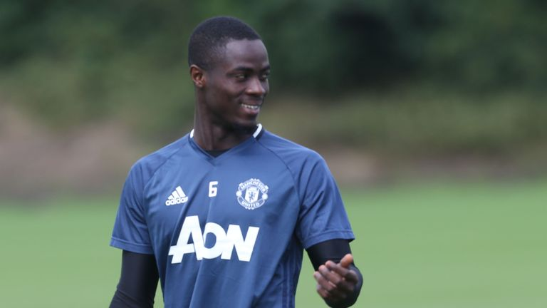 Eric Bailly could make his first appearance for Manchester United at Wigan