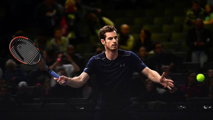 Image result for andy murray paris masters