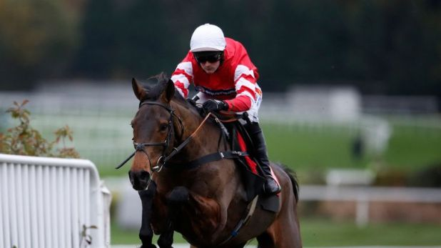 Coneygree - could return to action at Down Royal