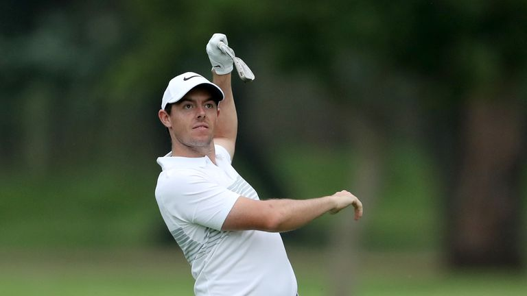 Image result for Rory McIlroy rib injury