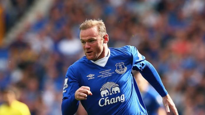 Rooney has been linked with a return to former club Everton