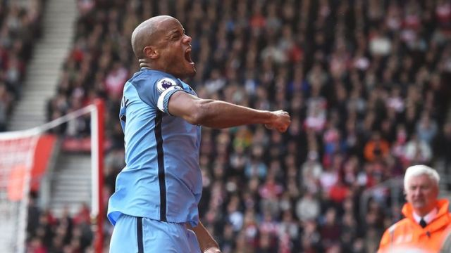 Vincent Kompany aiming to fully overcome his injury troubles and stop all the questions coming his way