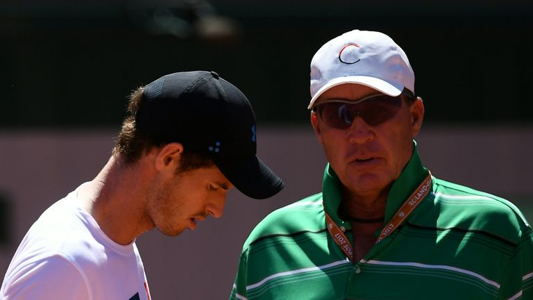 Andy Murray has announced his split from coach Ivan Lendl