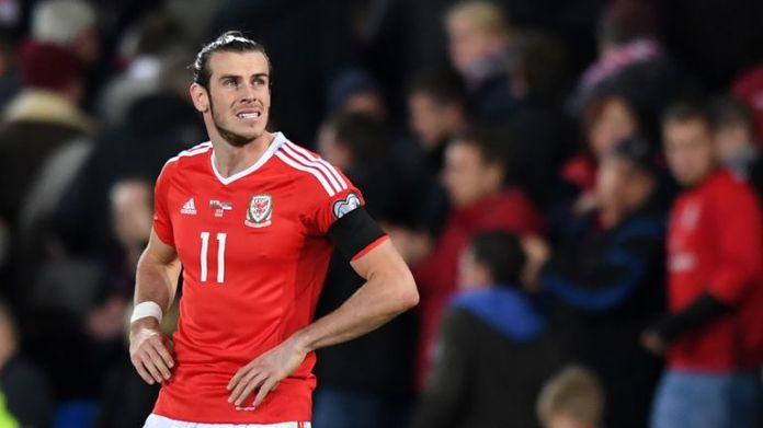 Bale missed Wales' last two matches that saw them fail to qualify for the World Cup play-offs