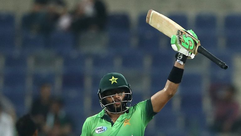 Inzamam's nephew in Pakistan squad for tour of Ireland and ...