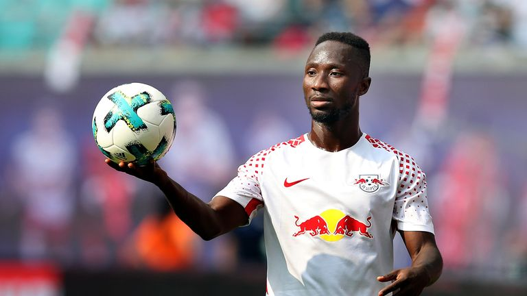 Naby Keita has described future Liverpool team-mate Sadio Mane is like a 'big brother'