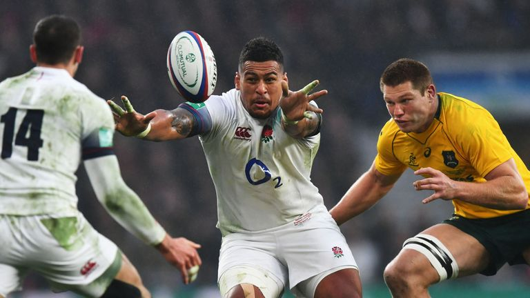Nathan Hughes returns to England's Six Nations squad for ...