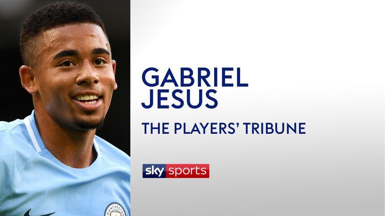 Gabriel Jesus for The Players' Tribune: Call your Momma ...