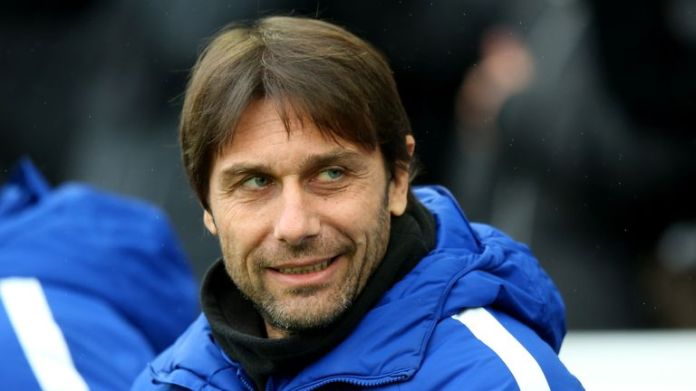 Antonio Conte has been trying to sign a target man this month