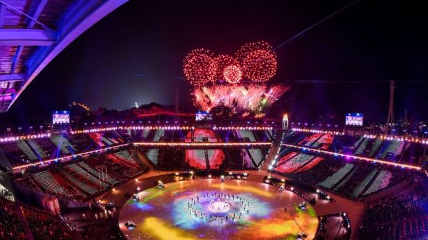 Pyeongchang hosted the 2018 Winter Olympic Games