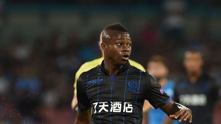 Jean-Michael Seri has joined Fulham from Nice