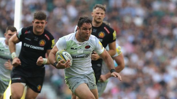 Brad Barritt has signed a two-year contract extension