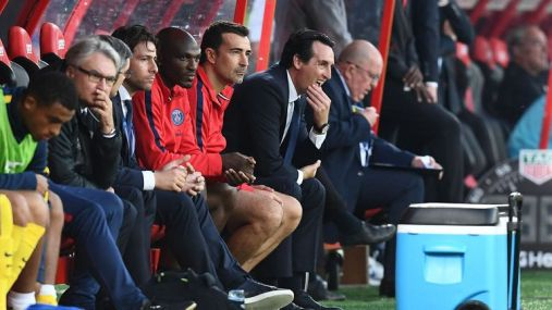 Image result for arsenal coaching staff