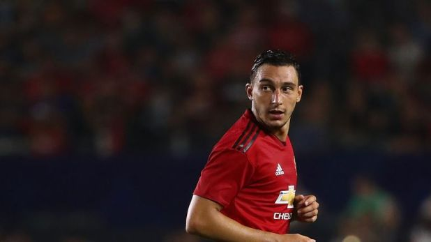 Could Manchester United defender Matteo Darmian be on his way to Juventus?