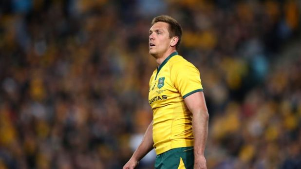 Dane Haylett-Petty says Folau is making good progress in his recovery from an ankle injury