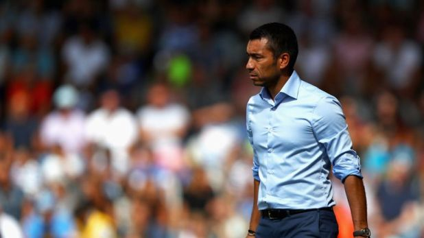 Giovanni Van Bronckhorst's Feyenoord were beaten on the opening day