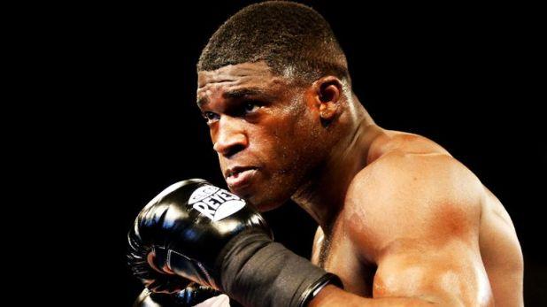 Izu Ugonoh has earned a reputation as a heavy-handed heavyweight