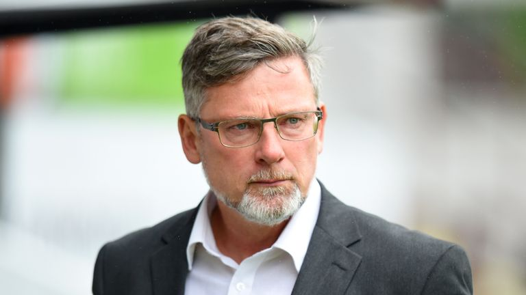 Craig Levein was manager of Scotland between 2009 and 2012