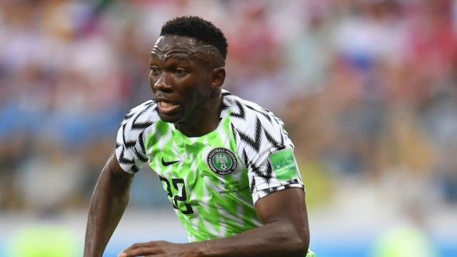 Image result for Kenneth Omeruo