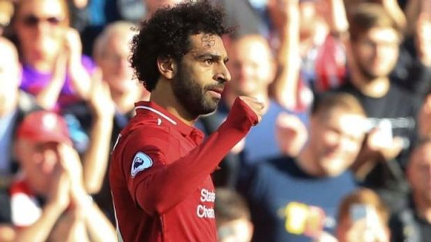 Salah broke the record for the most Premier League goals in a 38-game season, netting 32 times
