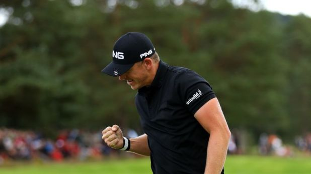 Wallace beat Steve Brown, Jonathan Thomson and Lee Westwood in a play-off