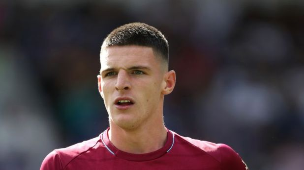 West Ham are keen to extend Rice's contract